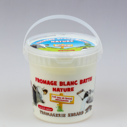 Fromage Blanc Battu Nature
