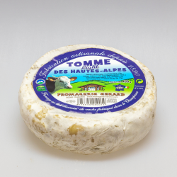 Tomme des Hautes-Alpes Light